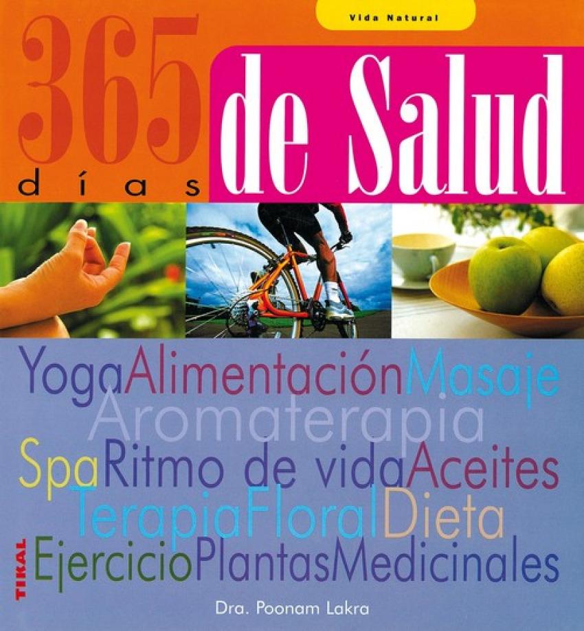 365 Días de salud 9788430565436