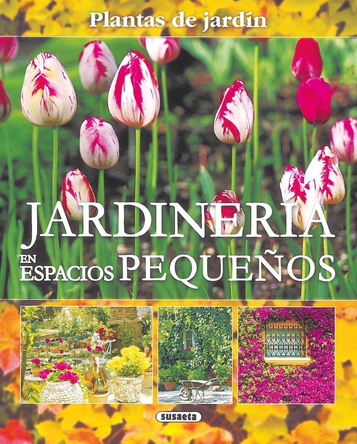Jardinería en espacios pequeños 9788430569854
