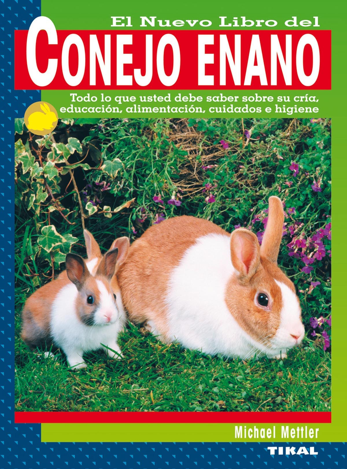 Conejo enano 9788430582143