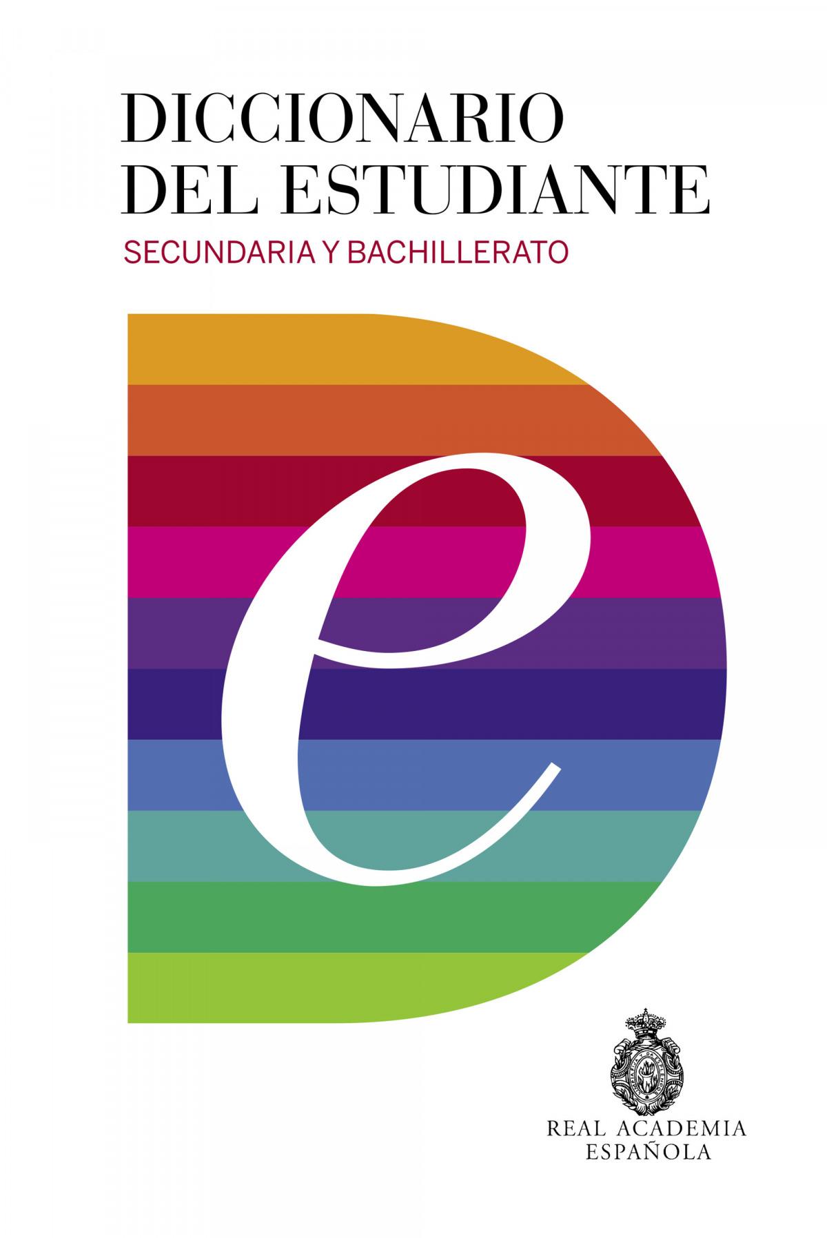 DICCIONARIO DEL ESTUDIANTE SECUNDARIA Y BACHILLERATO 2016