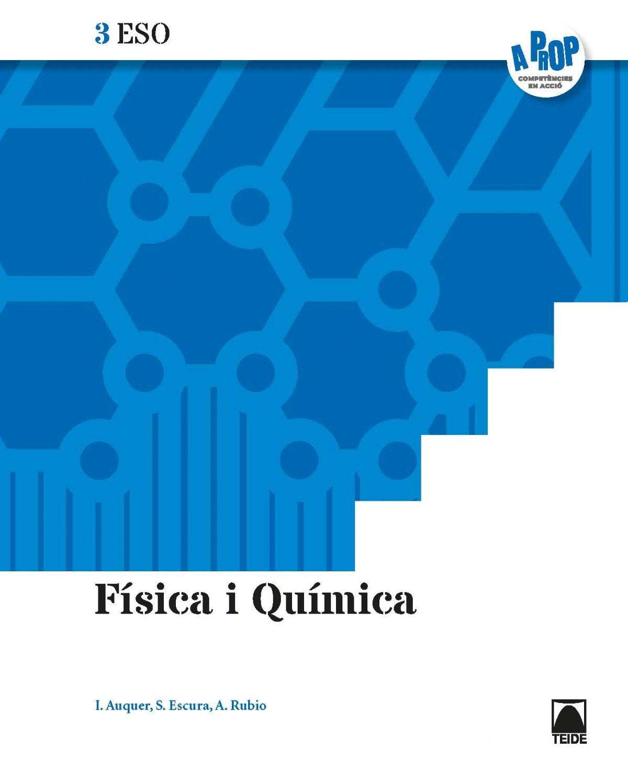 Física i Química 3 ESO - A prop