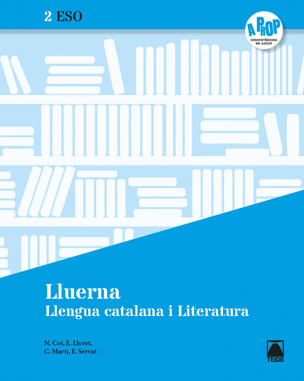 Lluerna. Llengua catalana i Literatura ESO