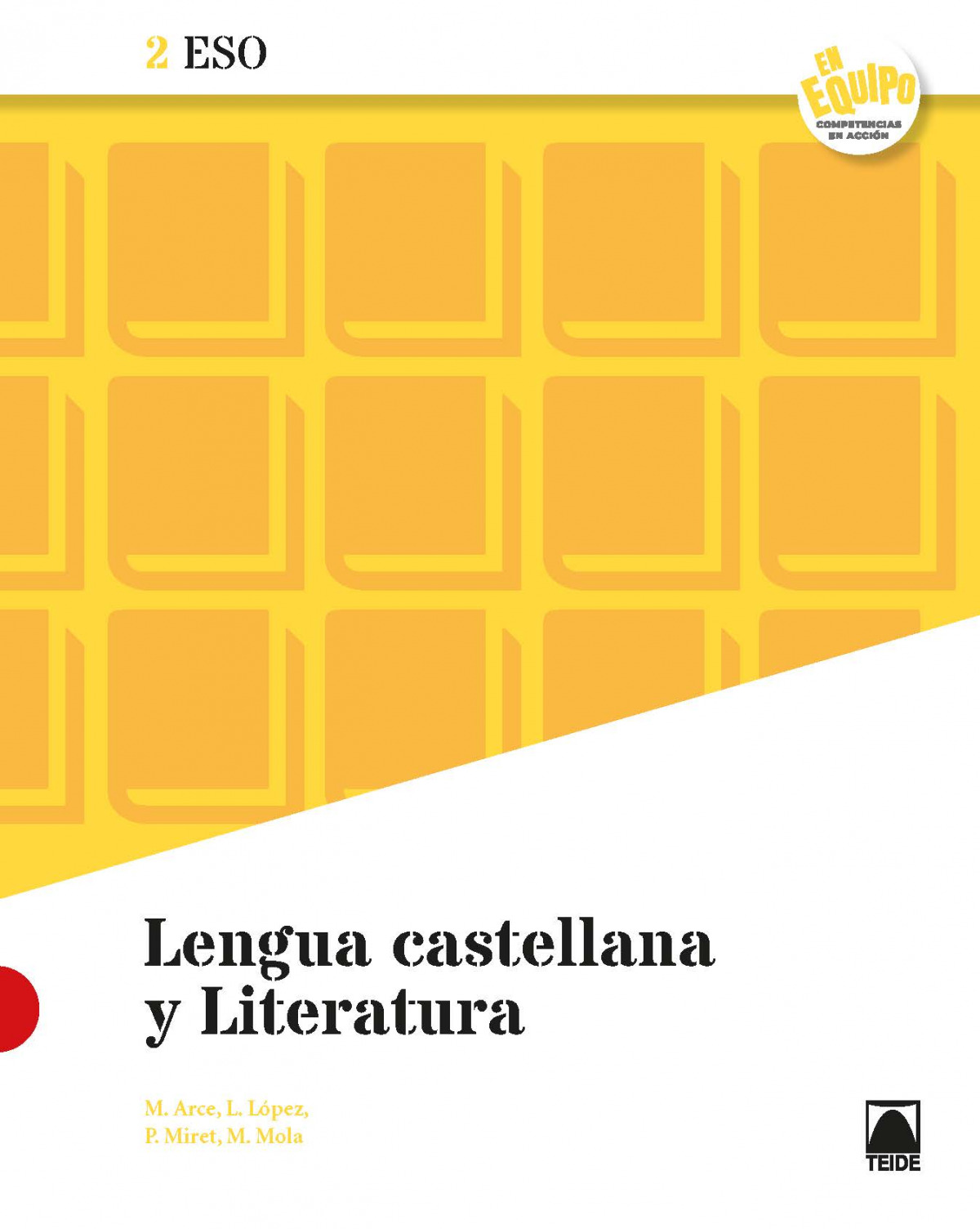 Lengua castellana y Literatura 2ESO - En Equipo