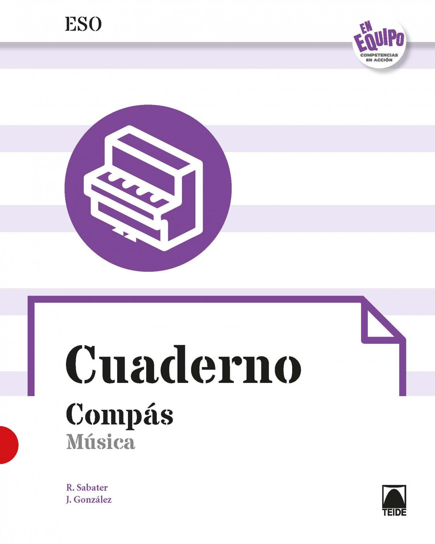 Compás. Cuaderno - Música 4º ESO (En equipo)