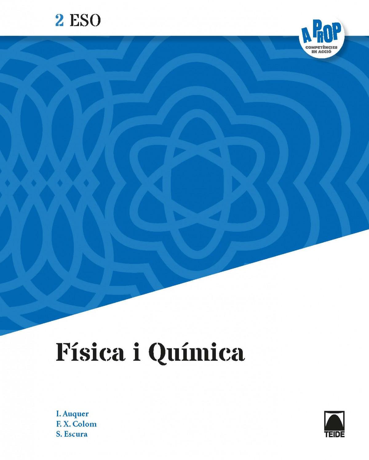 Física i Química 2ESO - A prop