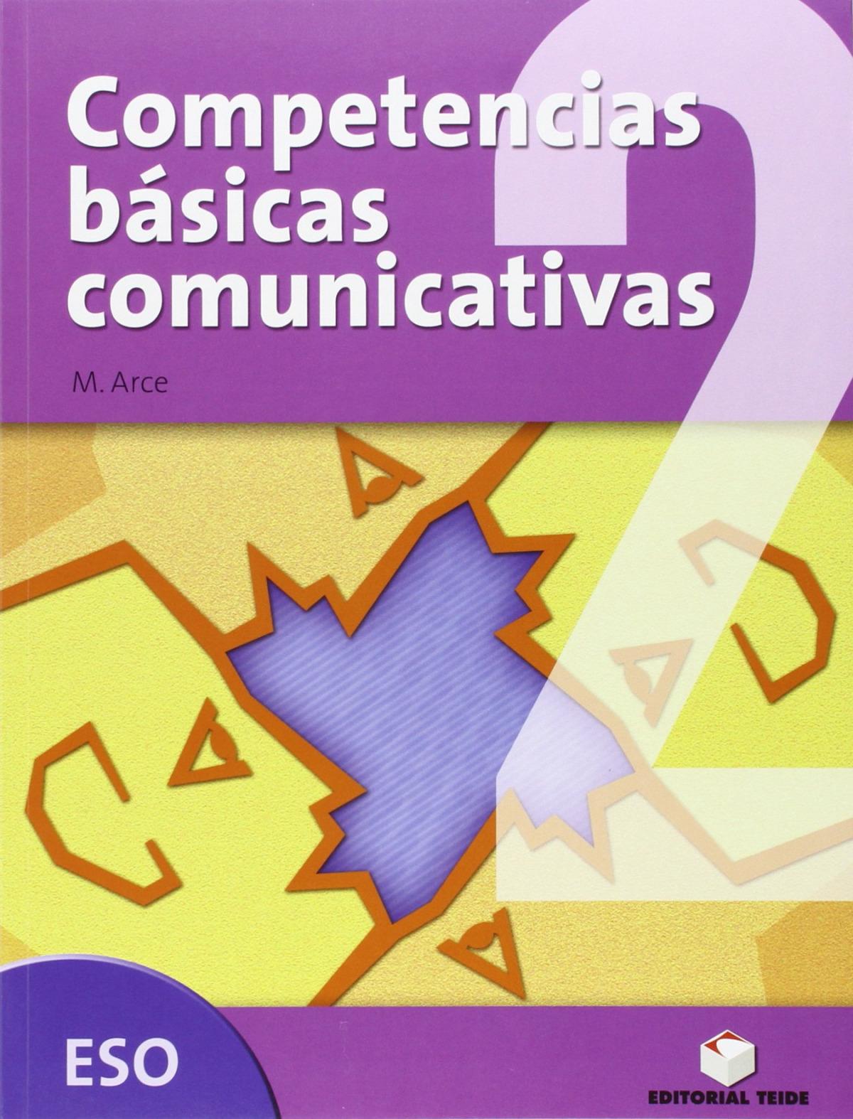 2º.ESO CUAD.COMPETENCIAS BASICAS COMUNICATIVAS