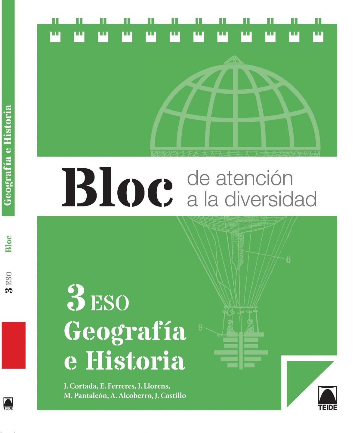 Bloc geografia historia 3ºeso cuaderno