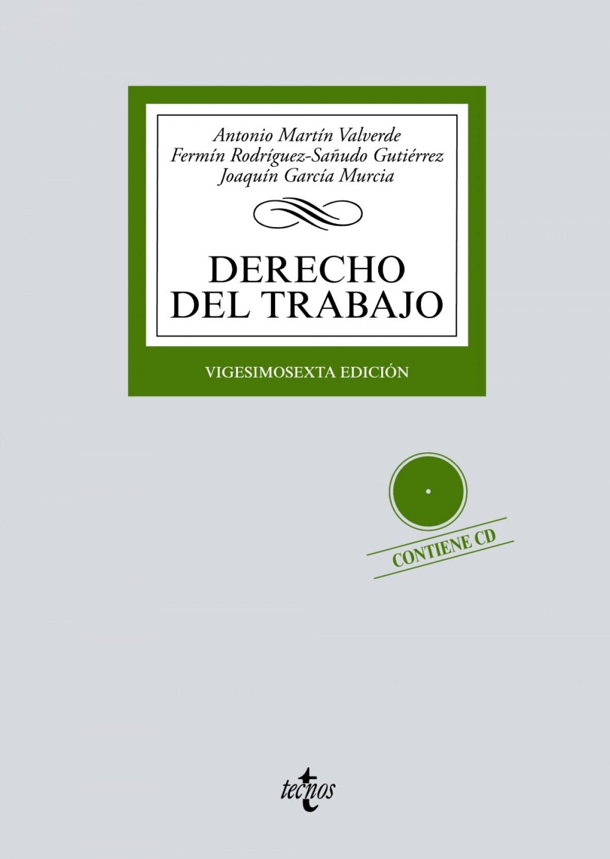 (2017).DERECHO DEL TRABAJO.(+CD).(BIBLIOTECA UNIVERSITARIA)