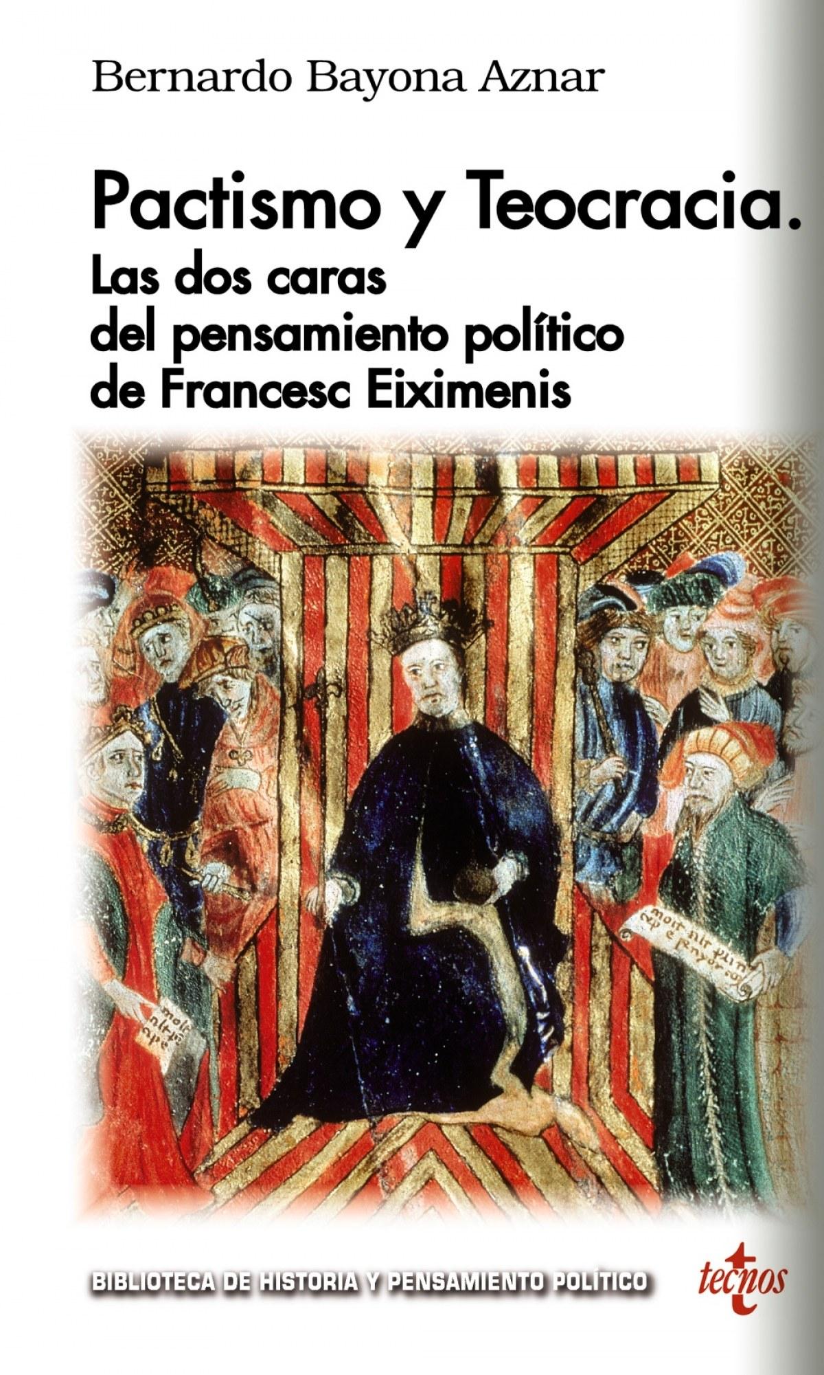 PACTISMO Y TEOCRACIA