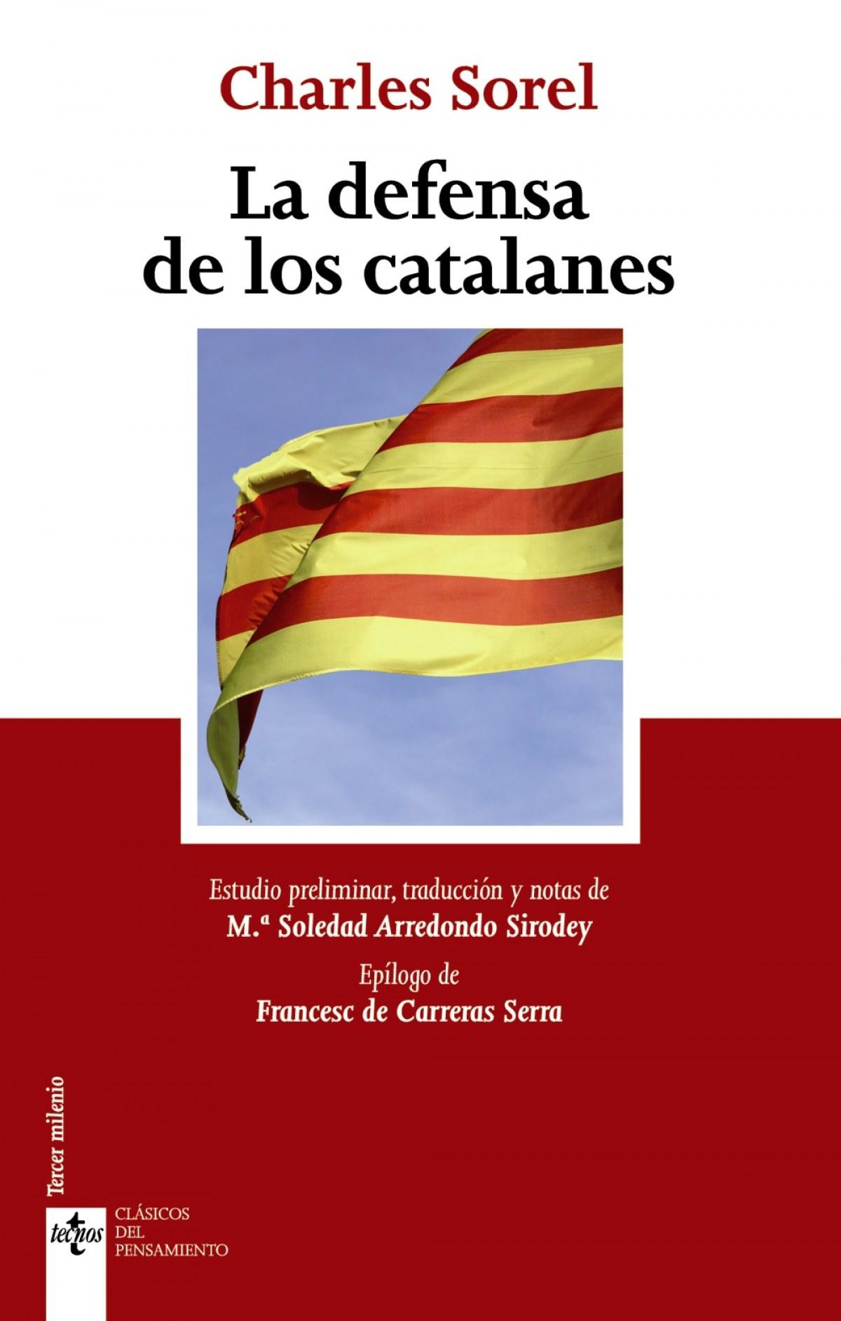 La defensa de los catalanes