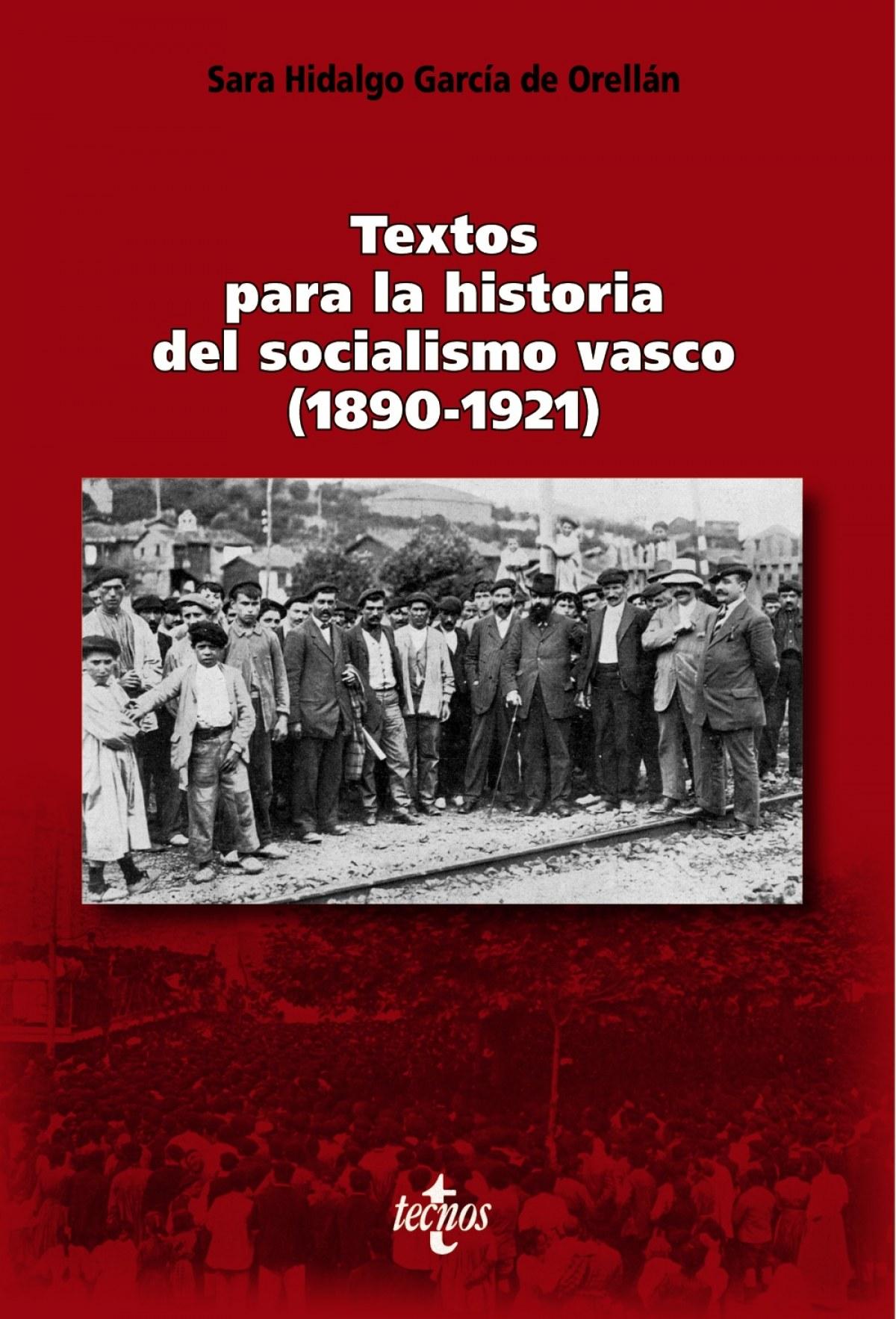 Textos para la historia del socialismo vasco (1890-1921)
