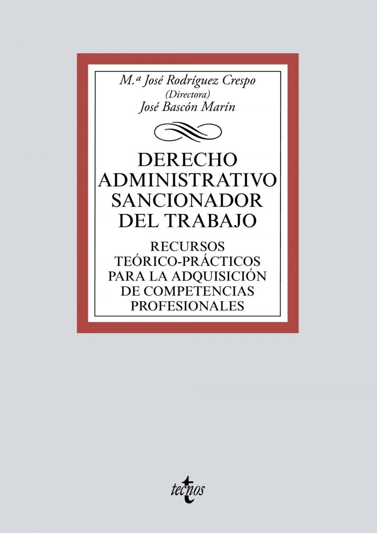 Derecho Administrativo Sancionador del Trabajo