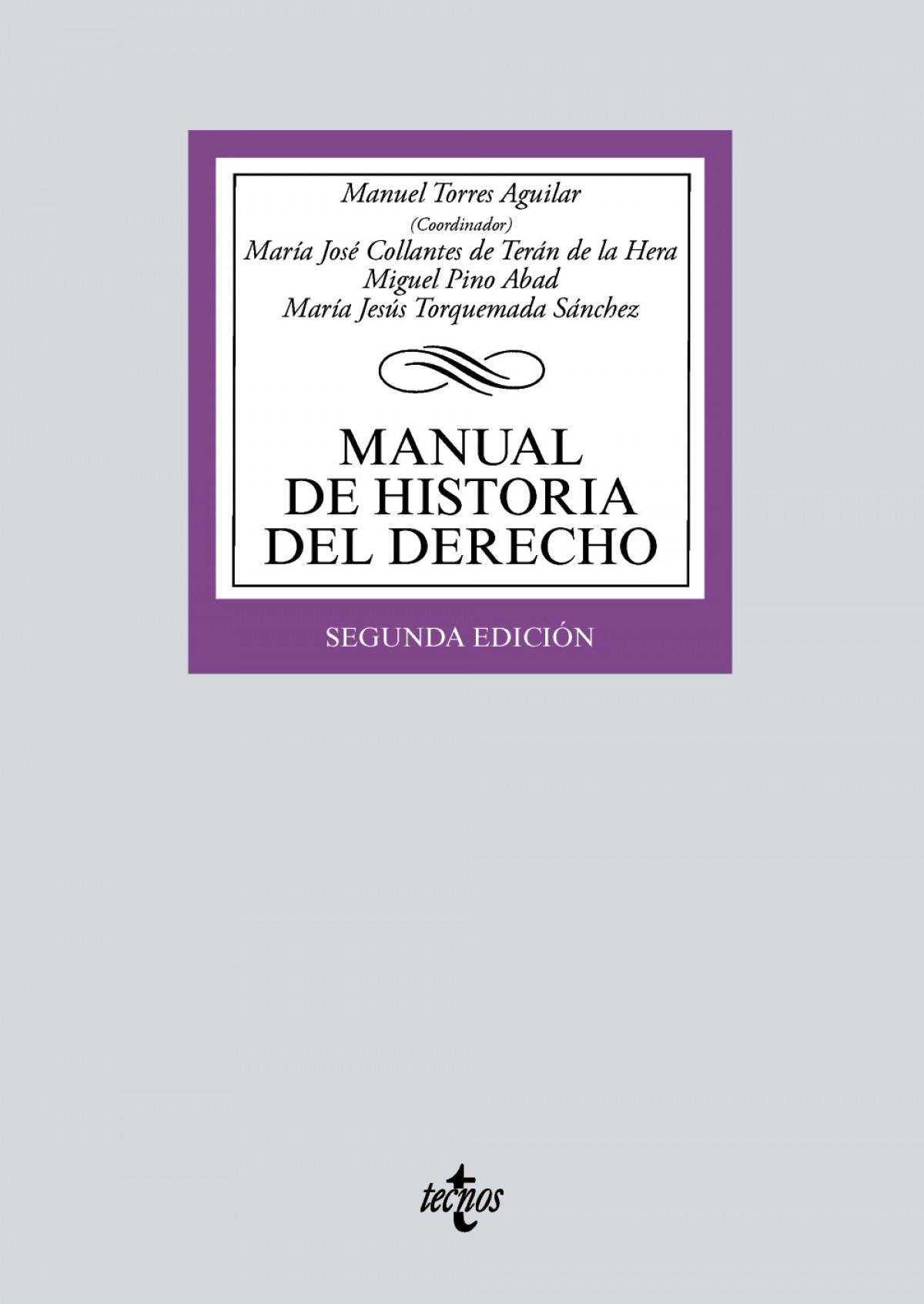 Pack Manual de Historia del Derecho