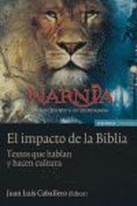 EL IMPACTO DE LA BIBLIA