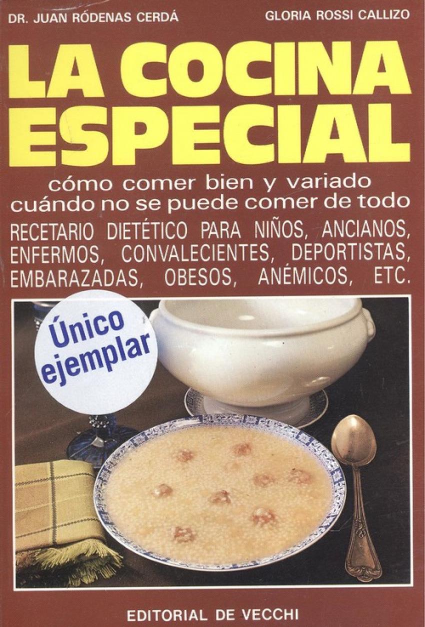 La cocina especial