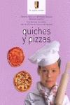 Quiches y pizzas