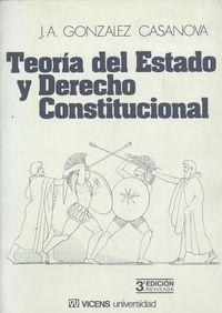 TEOR-A DEL ESTADO Y DERECHO CONSTITUCIONAL