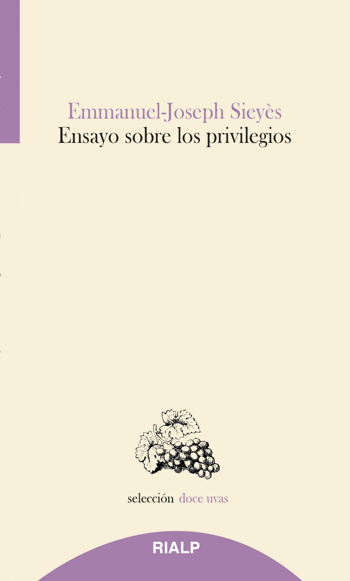 Ensayo sobre los privilegios