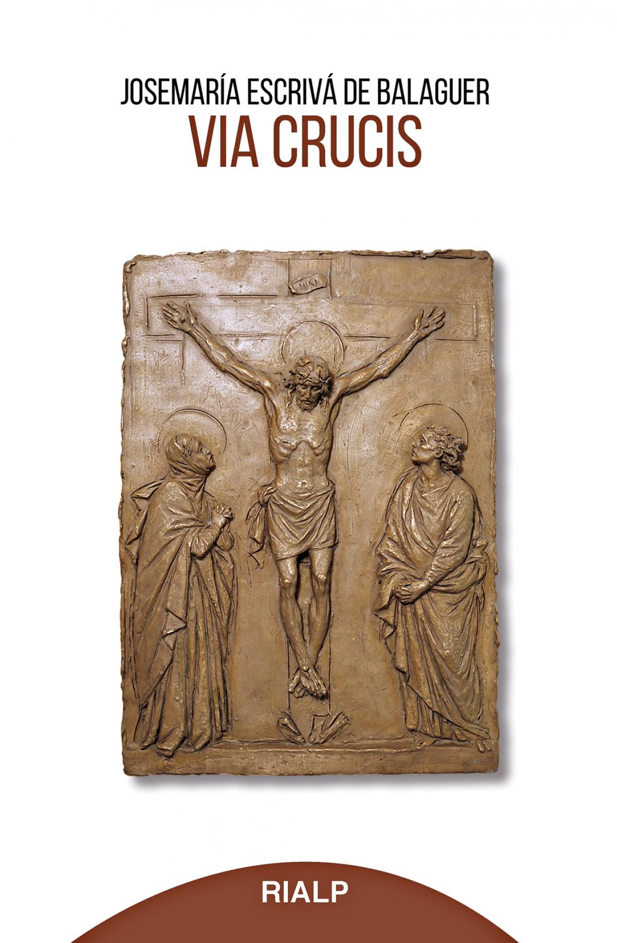 Via Crucis (Bolsillo, rústica, color)