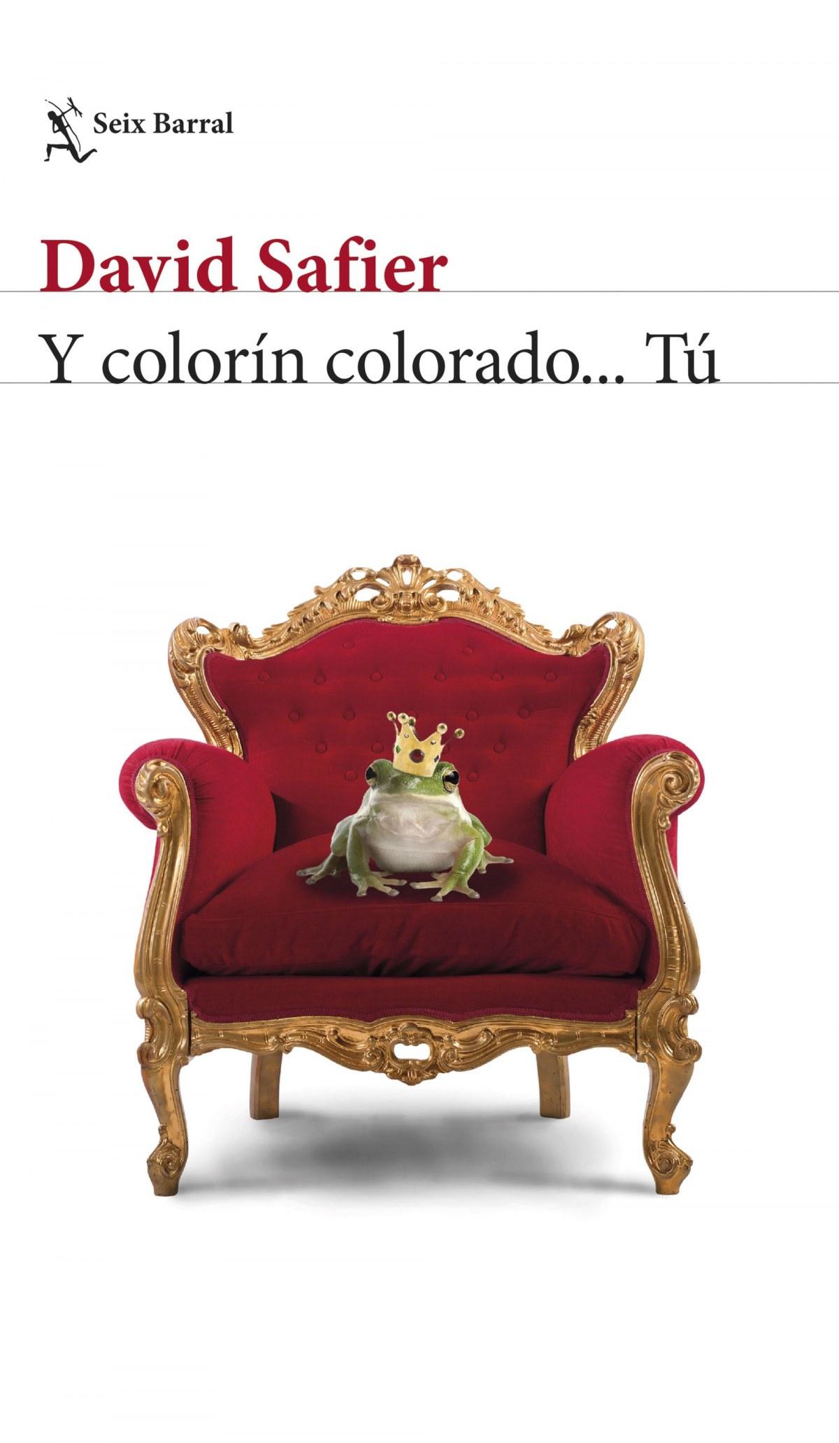 Y COLORÍN COLORADO...TÚ