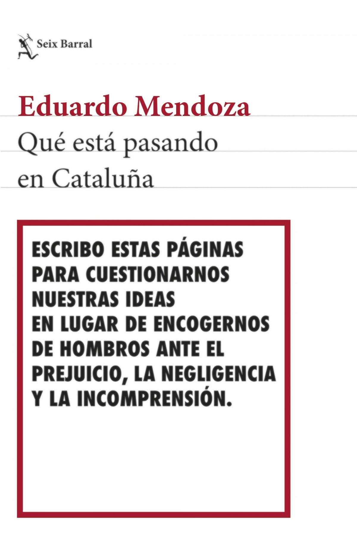 QU+ EST- PASANDO EN CATALUñA 9788432233494