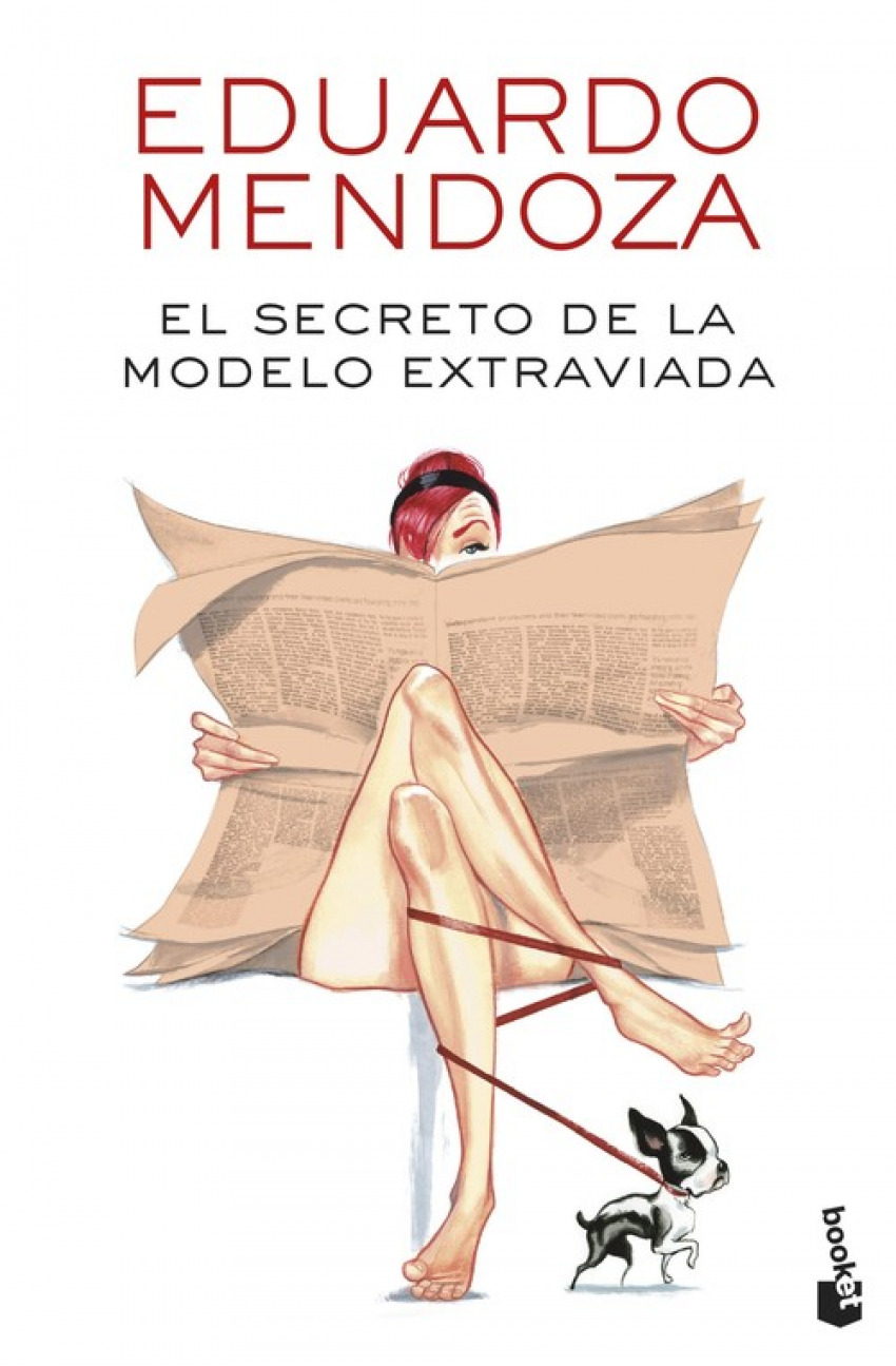 EL SECRETO DE LA MODELO EXTRAVIADA 9788432234149