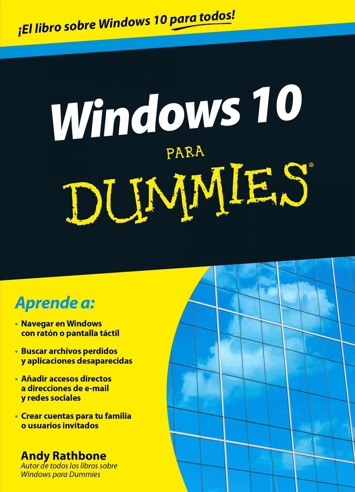 Windows 10 para dummies 9788432902581