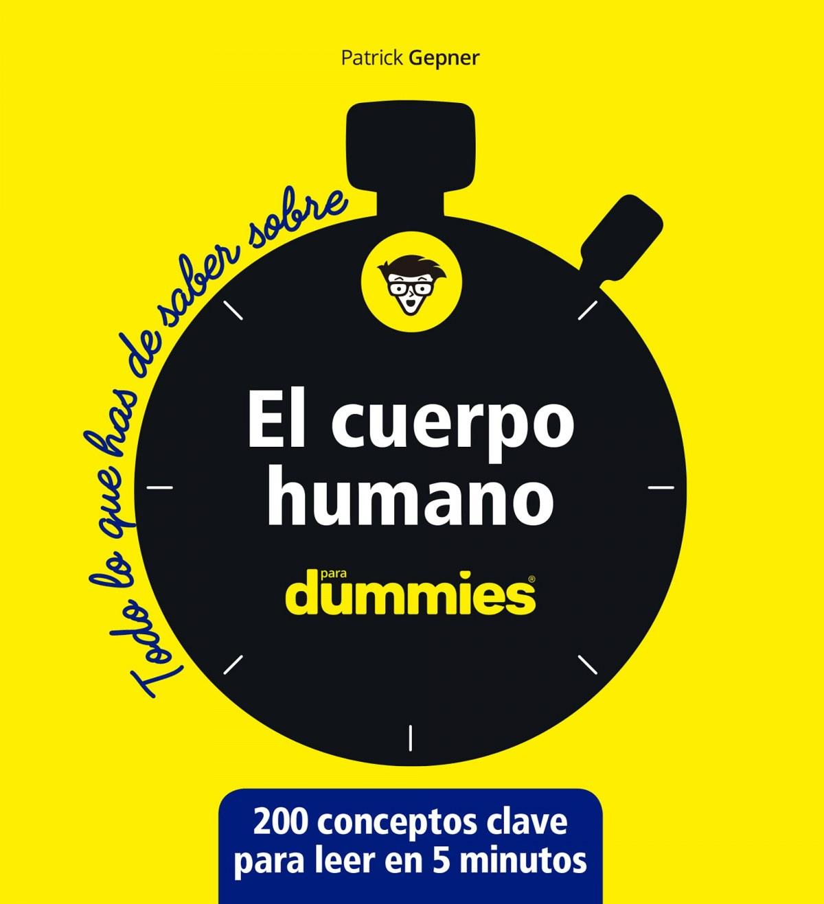 El cuerpo humano para Dummies