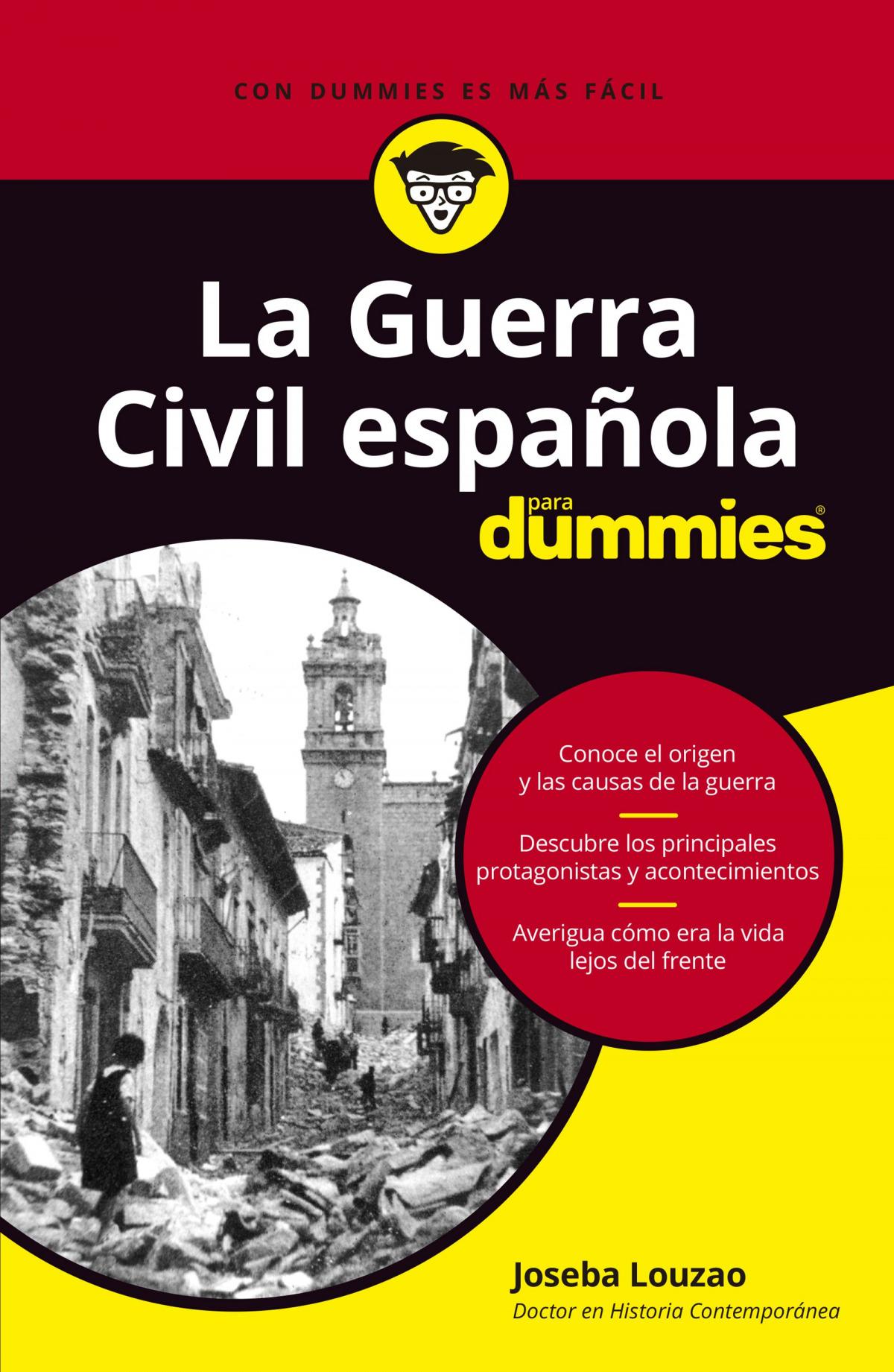 La Guerra Civil española para dummies
