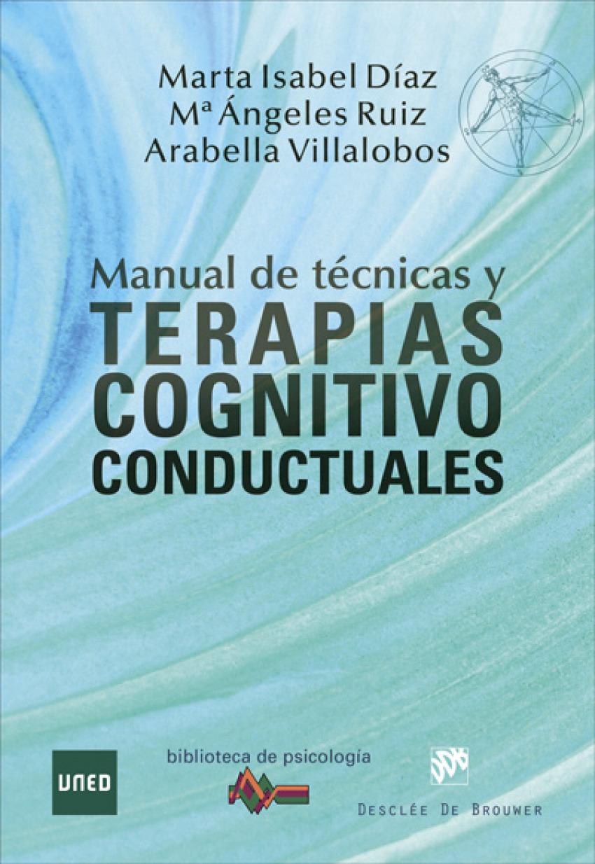 MANUAL DE TÉCNICAS Y TERAPIAS COGNITIVO CONTUCTUALES