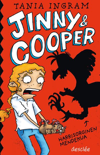 Jinny eta Cooper. Harrisorginen mendekua