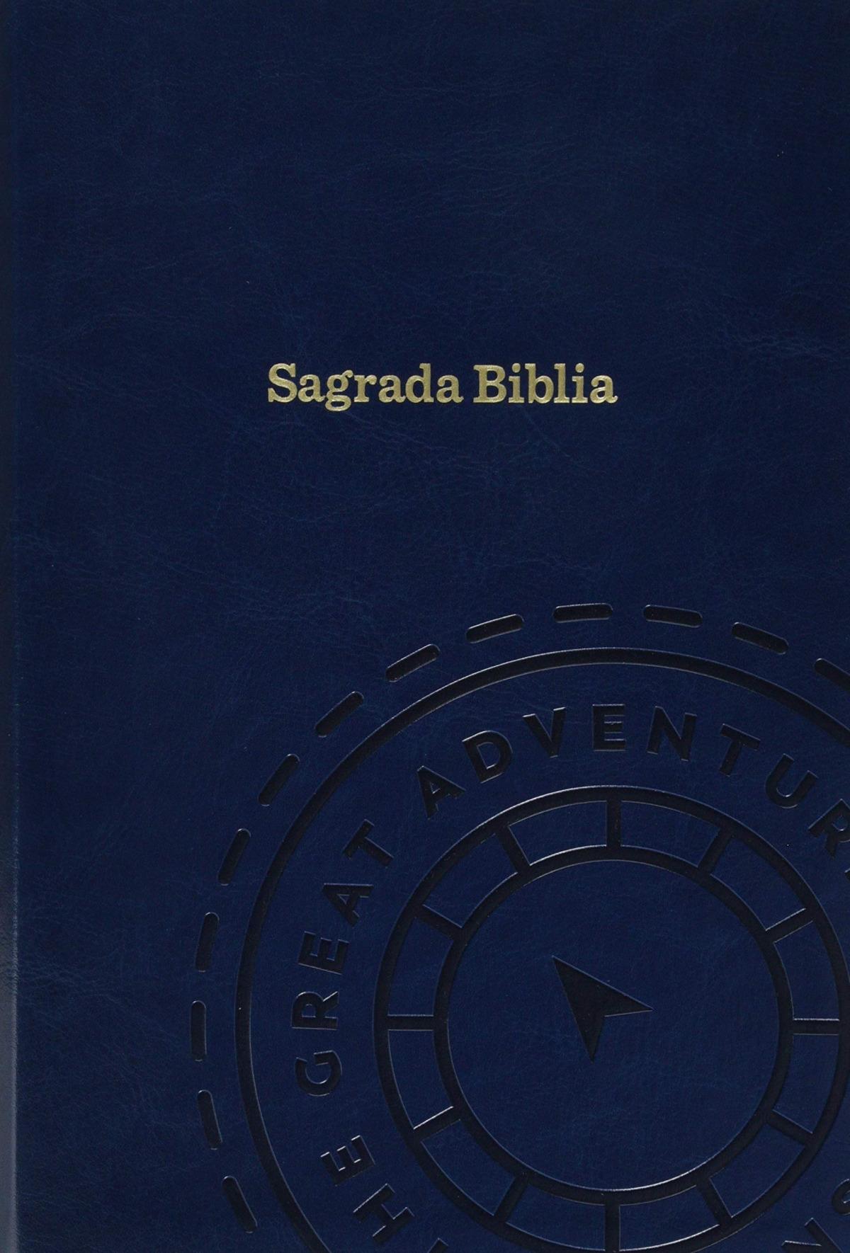Biblia de Jerusalén Latinoamericana - The Great Adventure