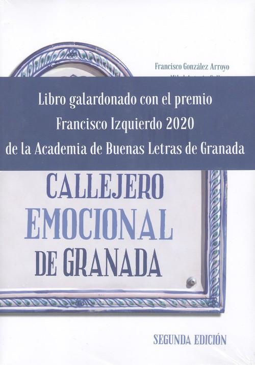 Callejero emocional de Granada