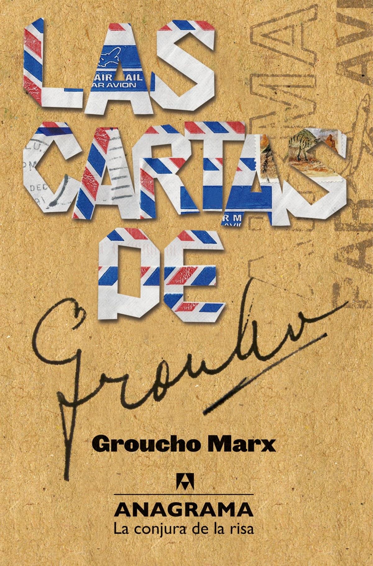 Las cartas de Groucho