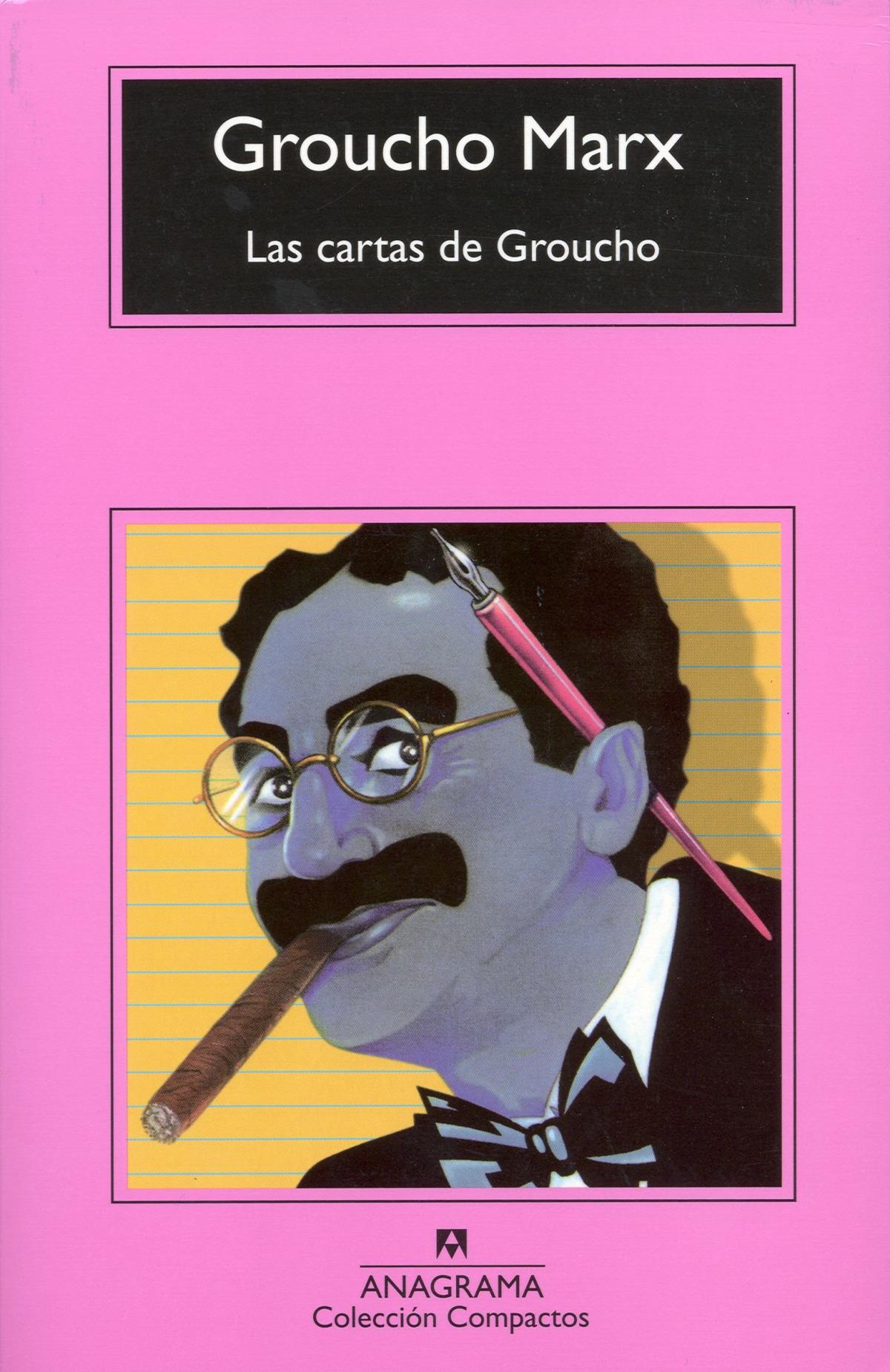 Las cartas de Groucho Marx