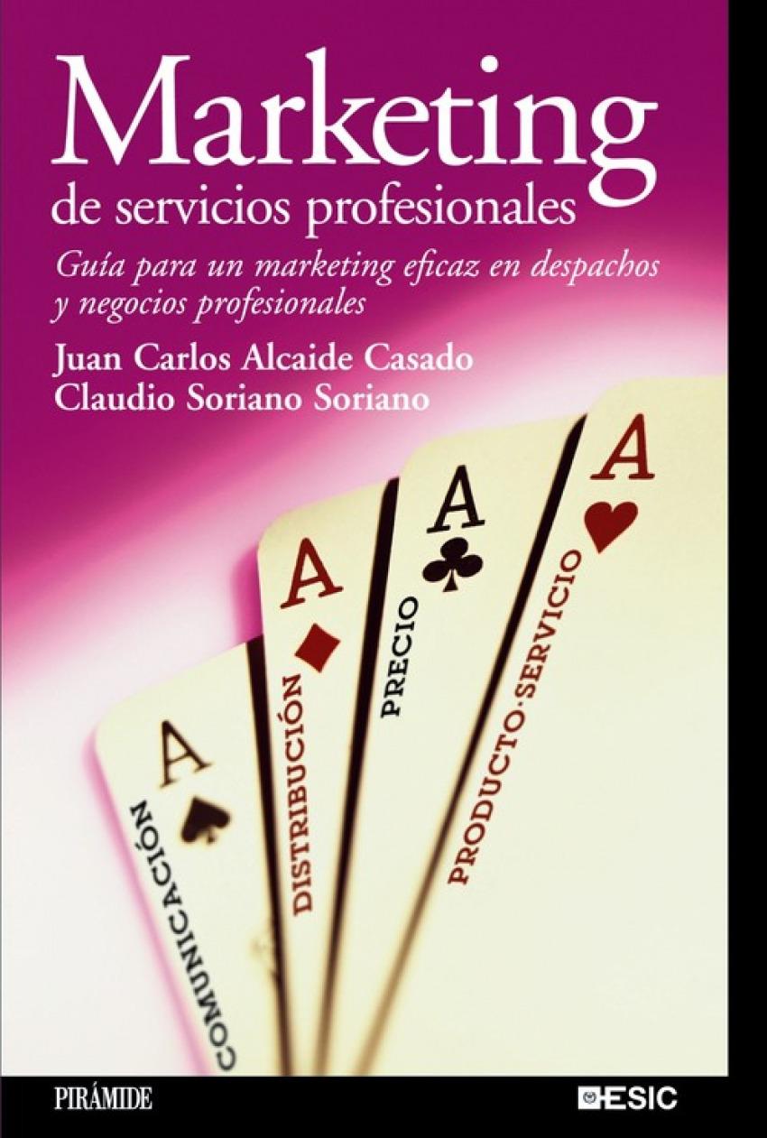 Marketing de servicios profesionales