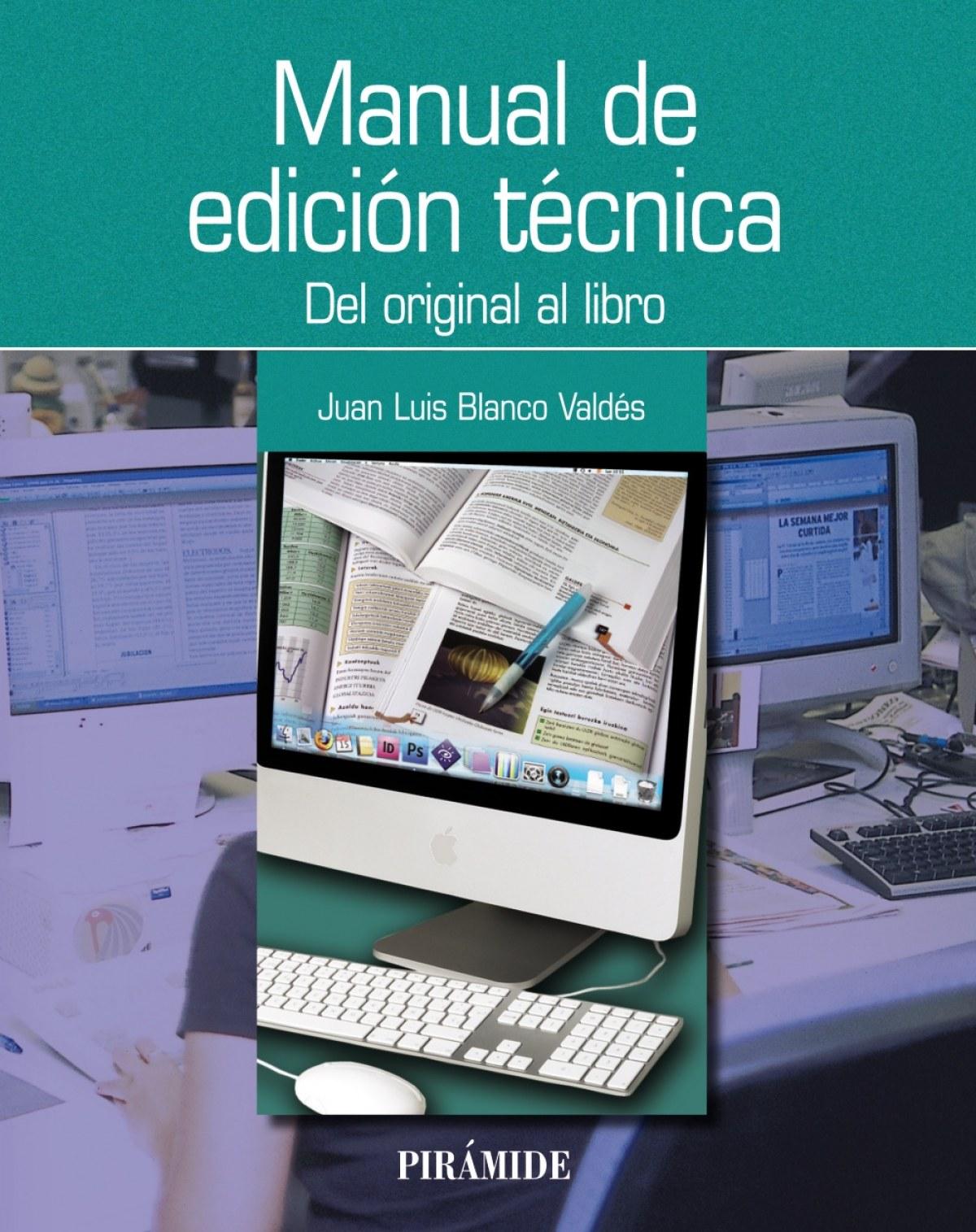 Manual de edición técnica 9788436826524