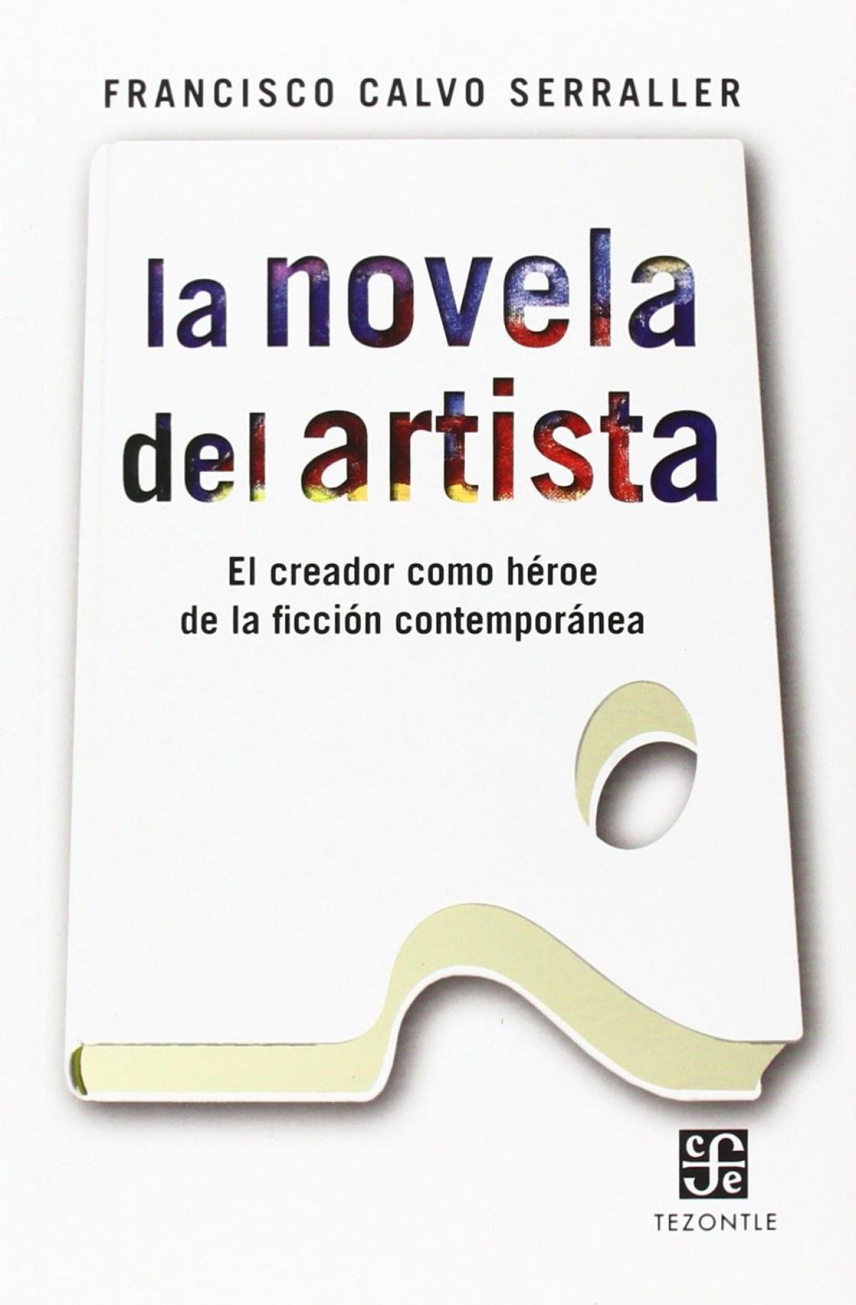 Novel del artista
