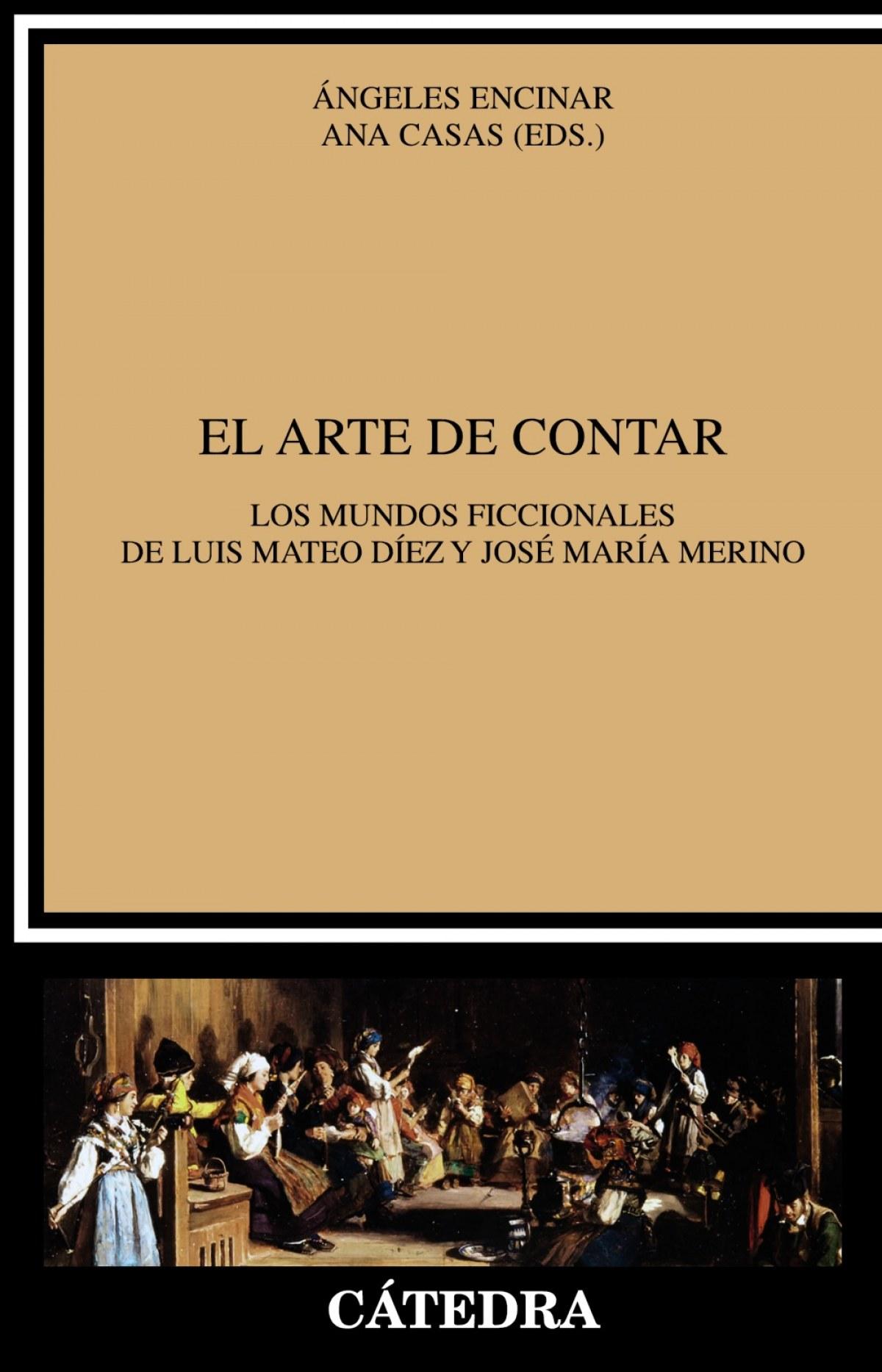 ARTE DE CONTAR, EL.(CRITICA Y ESTUDIOS LITERARIOS)