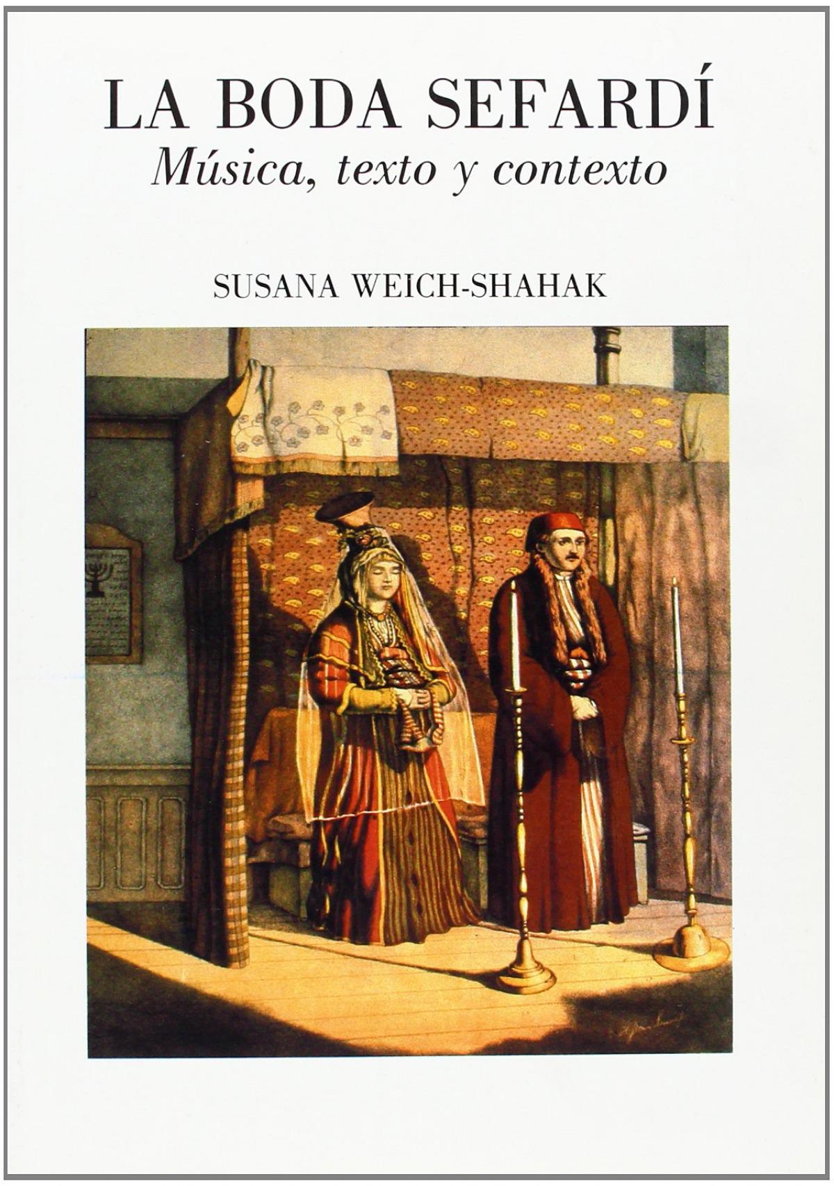 La boda sefardí
