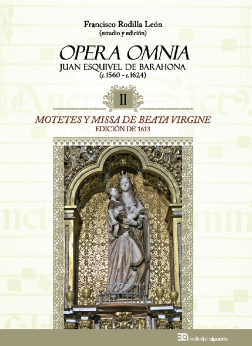 Motetes y Missa de Beata Virgine