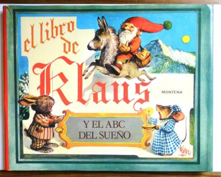 EL LIBRO DE KLAUS Y EL ABC DEL SUEÑO