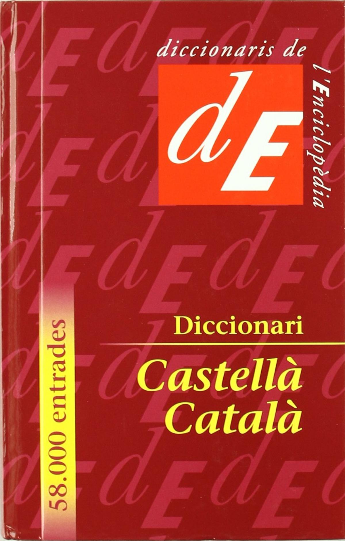 Diccionari Castellà Català Diversos Autors Imosver