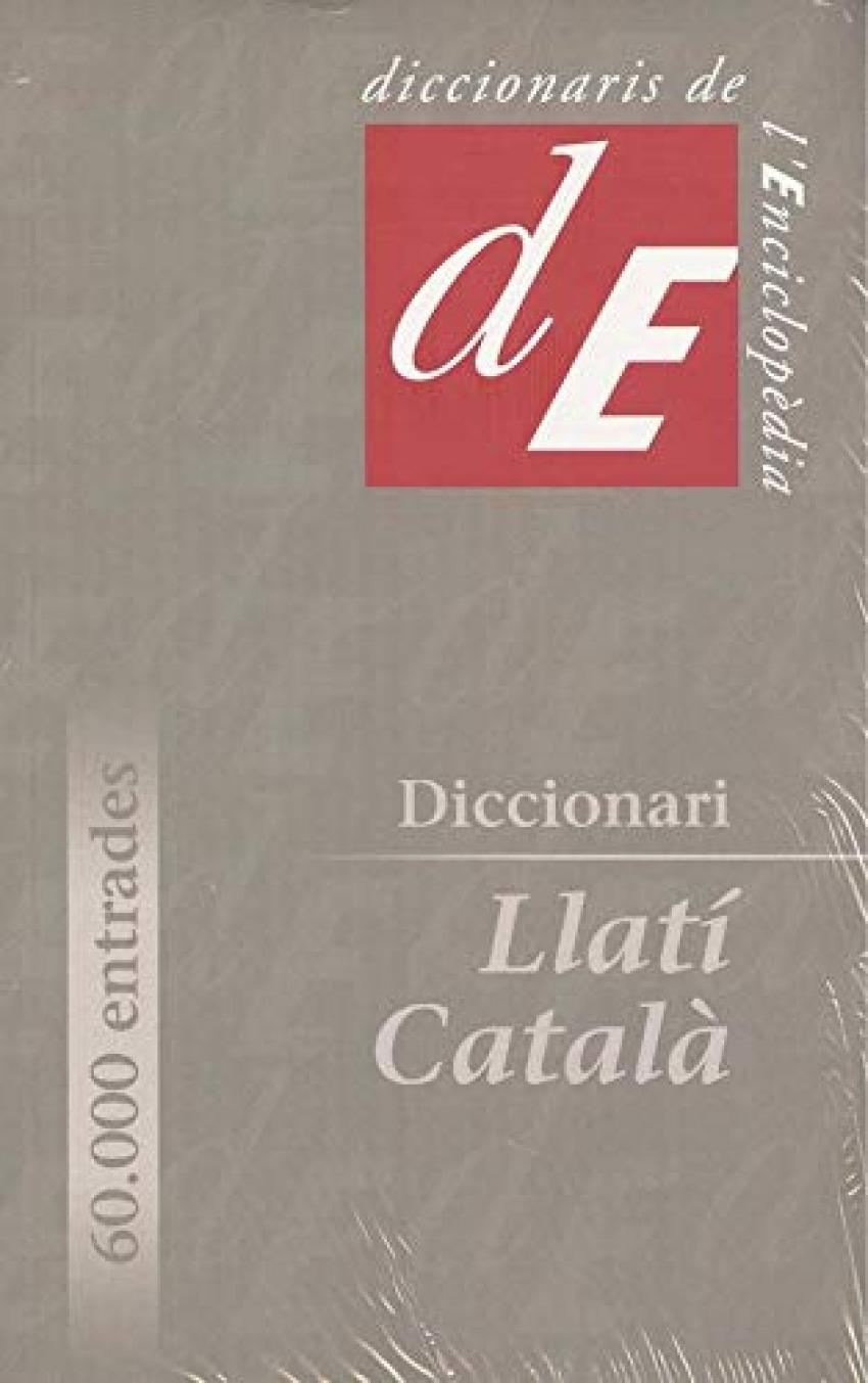 DICCIONARI LLATÍ-CATALÁ