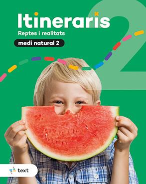 Itineraris. Medi natural 2