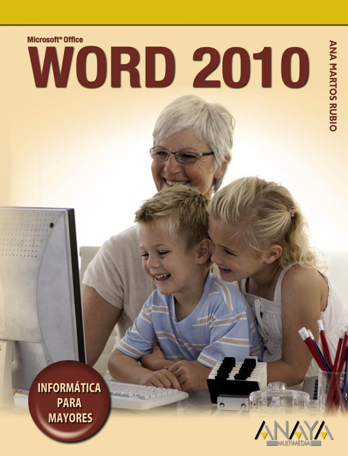 Word 2010 9788441527867