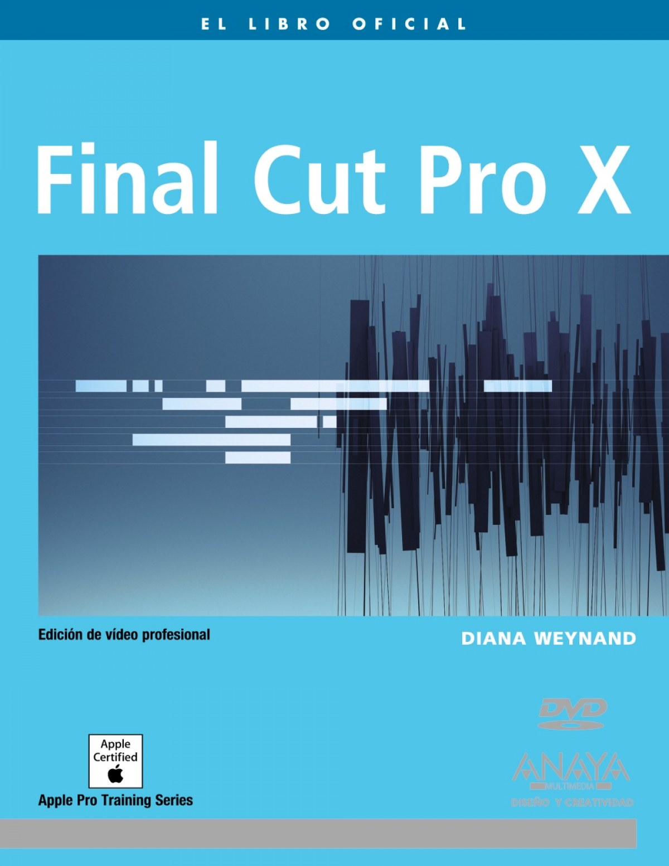 Final Cut Pro X 9788441531161