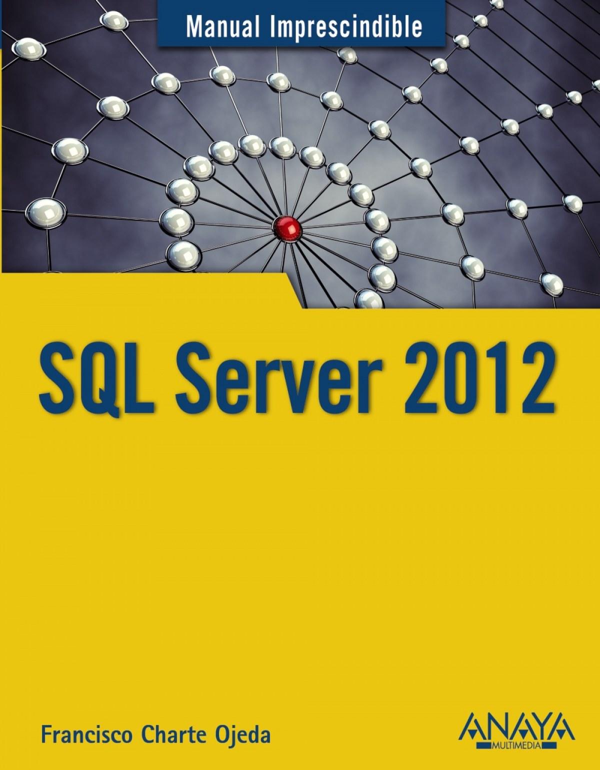 SQL Server 2012 9788441532199