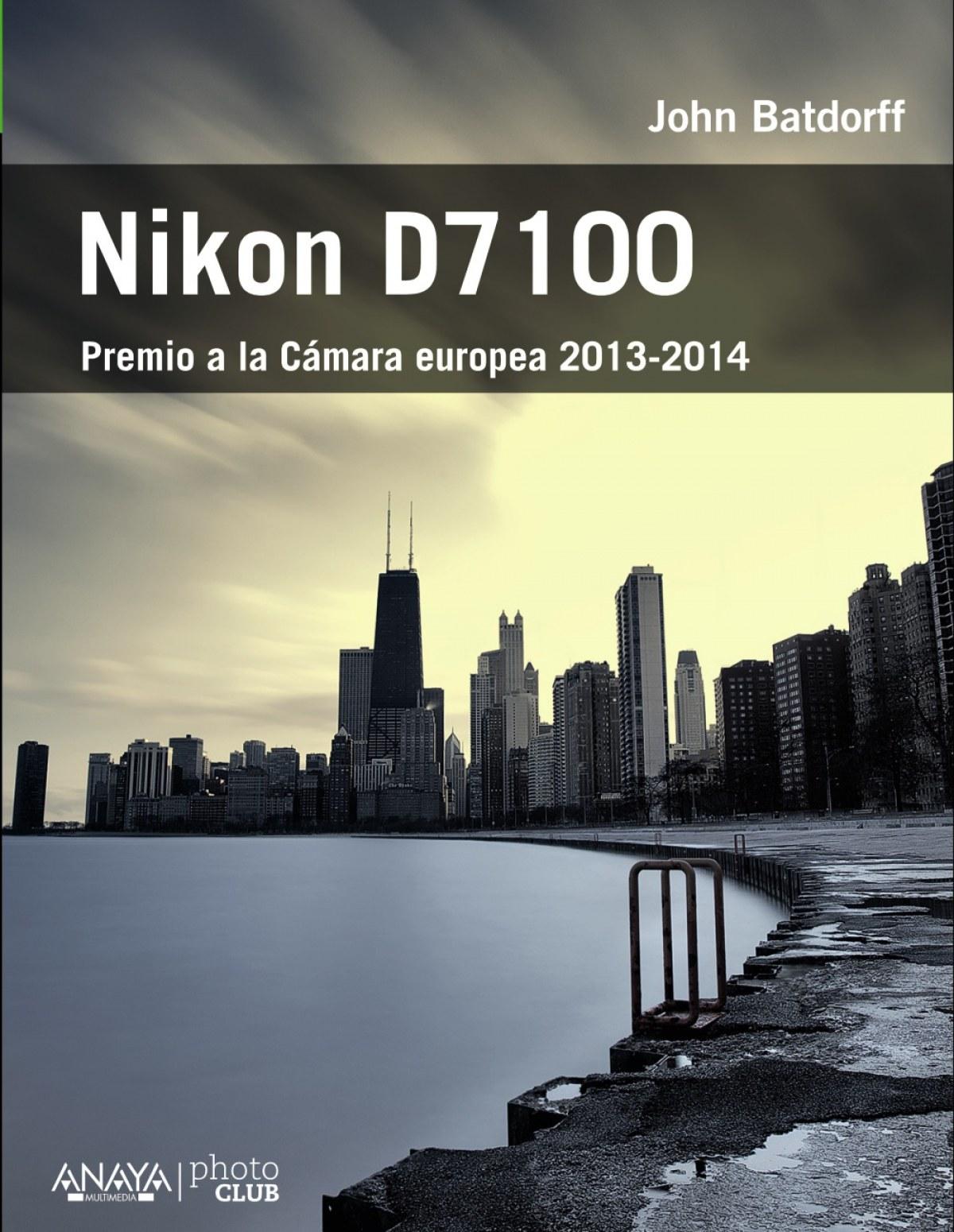 Nikon D7100 9788441534544