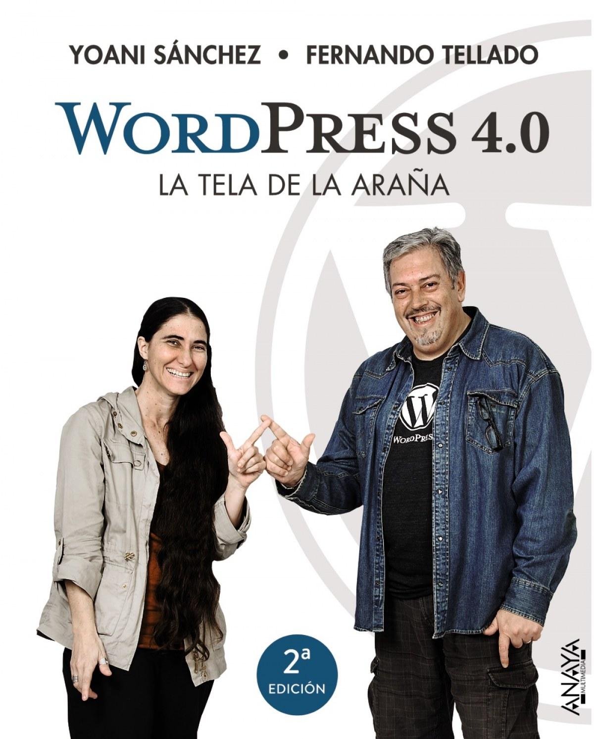 Wordpress:la tela de la araña 9788441535473